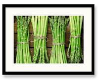 Fruits & Veggies Art - Asparagus