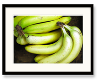 Fruits & Veggies Art - Bananas