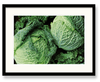 Fruits & Veggies Art - Cauliflower