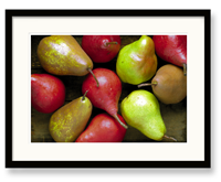 Fruits & Veggies Art - Pears