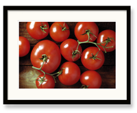 Fruits & Veggies Art - Tomatoes